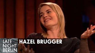 Brugger berlin hazel Hazel Brugger: