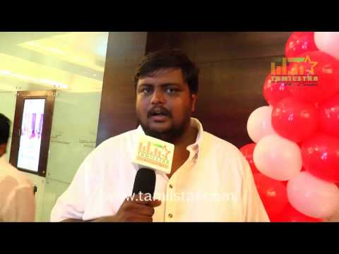 Sakthivel Perumalsamy At Urumeen Movie Audio Launch