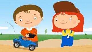 Doktor Mac Wheelie - Das Ferngesteuerte Auto! Cartoon für Kinder