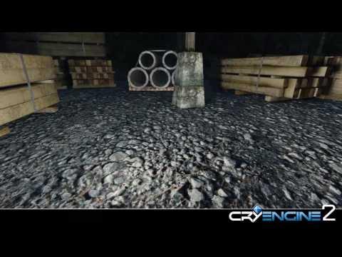 CryEngine 2 - GDC 2007 technology demonstration trailer