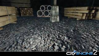 CryEngine 2 - GDC 2007 technology demonstration trailer