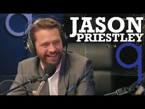 Jason Priestley on the 90210 factory, fatherhood, and being a proud Canadian