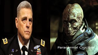 Top General Warns Of Hybrid Armies and Aliens
