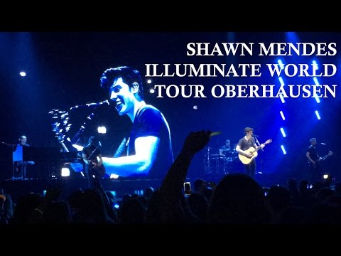 Shawn Mendes - Illuminate World Tour Oberhausen [FULL CONCERT]