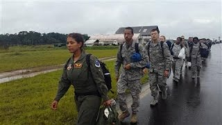 U.S. Troops Arrive to Combat Deadly Ebola Outbreak