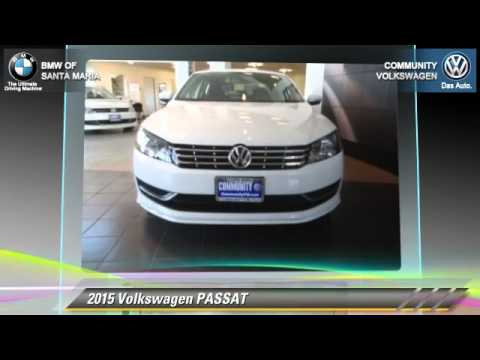 New 2015 Volkswagen PASSAT - Santa Maria