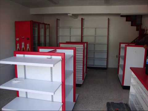 Muebles de tiendas muebles para tiendas mostradores - Almacenes de muebles ...