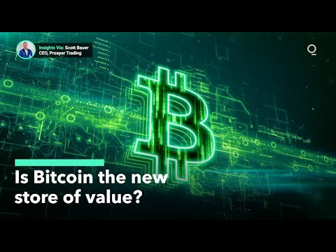 Why Bitcoin Is Referred As 'Digital Gold'