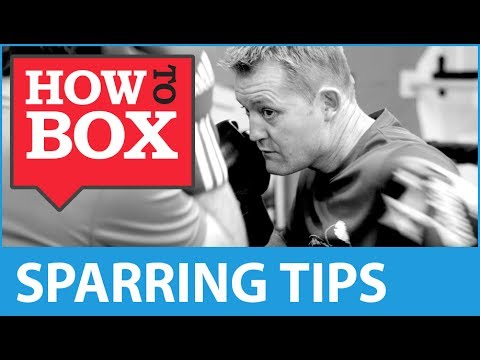 Sparring Tips for the Beginner Boxer - How to Box