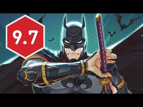 Batman Ninja Review (2018) - WonderCon