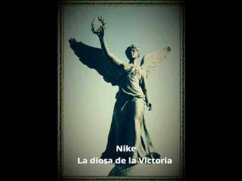 new product a8cd9 807a4 Nike - La Diosa de la Victoria