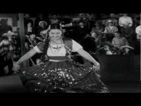 Danza Folklorica de Mexico en el Cine - Alla en el Rancho Grande