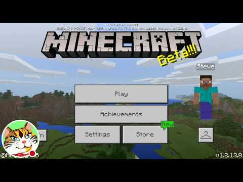 "Minecraft PE 1.3 BETA out w/ ""Experimental Gameplay"""