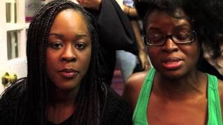 "Keysha and Yemski from  Blackhair Magazine London talk ""tans for black and brown skin"" with Abi O Thumbnail"