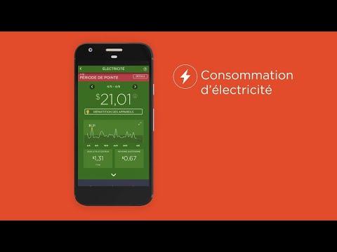 L'appli Hydro Ottawa : Votre conseiller énergétique personnel