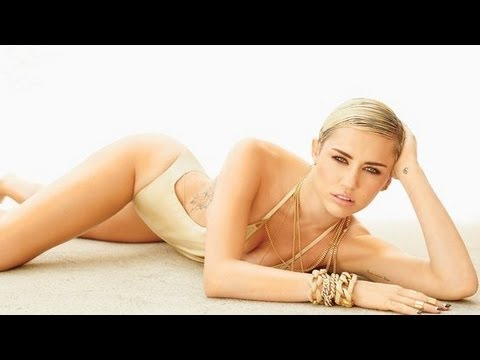 Miley Cyrus Tops Maxim Hot 100 List And Shows Some Skin | POPSUGAR News