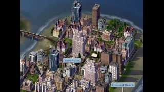 SimCity 4 Deluxe: Vice City (Miami)
