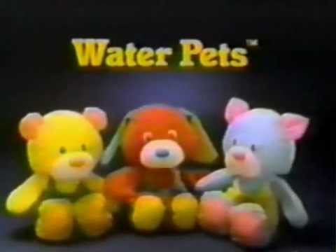 80s Ads: Water Pets - YouTube