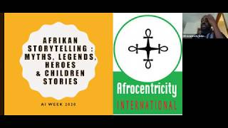 Afrikan Children's Storytelling