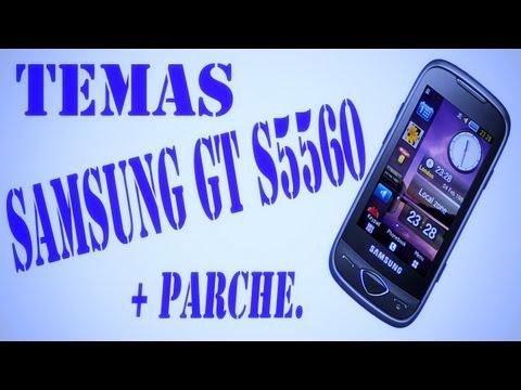 Temas para samsung GT S5560. FINAL.