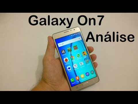 Galaxy On7 Análise Completa do Aparelho (Review BRASIL)
