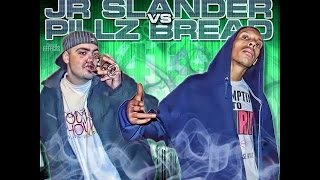 413 Battle League - Jr Slander Vs Pillz Bread Co-hosted By Lush One
