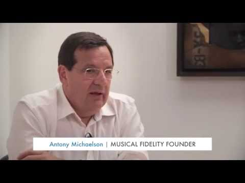 Introduction to the Musical Fidelity Encore Streaming Music System
