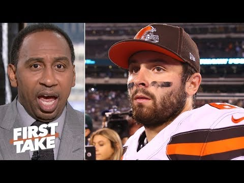 Baker Mayfield is overrated - Stephen A. agrees with Rex Ryan | First Take