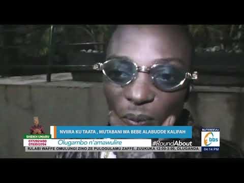 Mutabani wa Bebe Cool akutte Khalifa amataayi lwa kwogera ku kitaawe