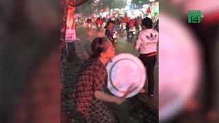VTC14 | Những cổ động viên U23 Việt Nam đặc biệt, những kiểu ăn mừng độc đáo