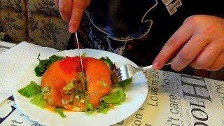 Рождественское наслаждение, шикарный рецепт салата к празднику.