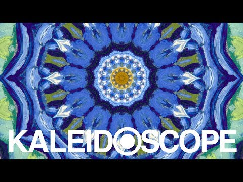 kaleidoscope - Van Gogh Trip