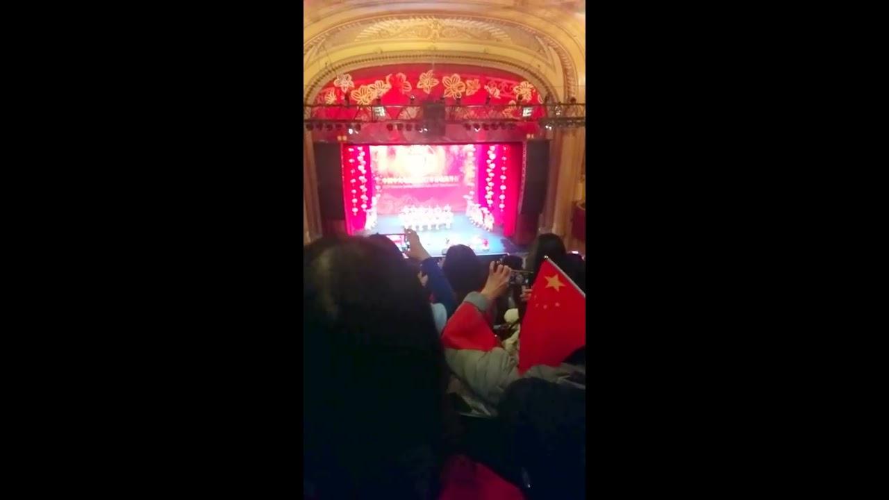 平安我爱你中国春晚_2017央视春晚海外行平安唱《我爱你中国》高音走音-YouTube