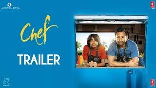 Chef Official Trailer   Saif Ali Khan   Raja Krishna Menon