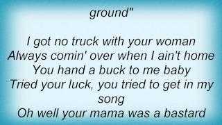 Jack White - Trash Tongue Talker Lyrics