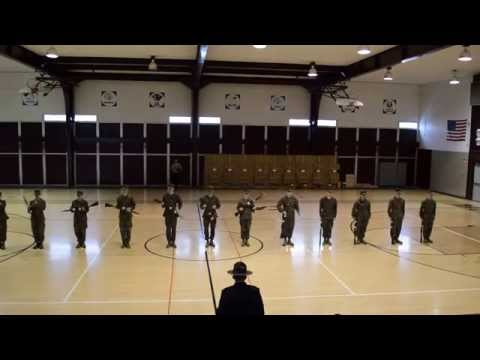 pacific high school exhibition drill team