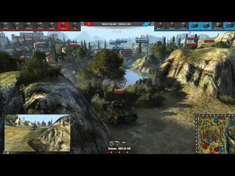 River of Blood vs Refuse 2 Die S4 W3 Bravo