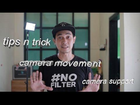 Dasar Dasar Videografi #2 Pergerakan Kamera Dan Alat Pendukungnya