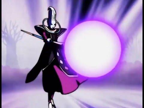 Dragon Ball Super 77 Whis Vs Son Goku Super Saiyan