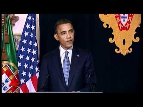 Obama: Portugal Is a Key Partner in Afghanistan