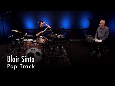 Blair Sinta Plays Along To A Pop Track