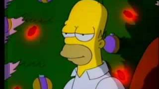 Simpsons Ad TGI Fridays