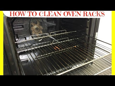 How to Clean Oven Racks | Cleaning Tips