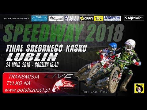 Finał  Srebrnego  Kasku  - Lublin 24  maja 2018