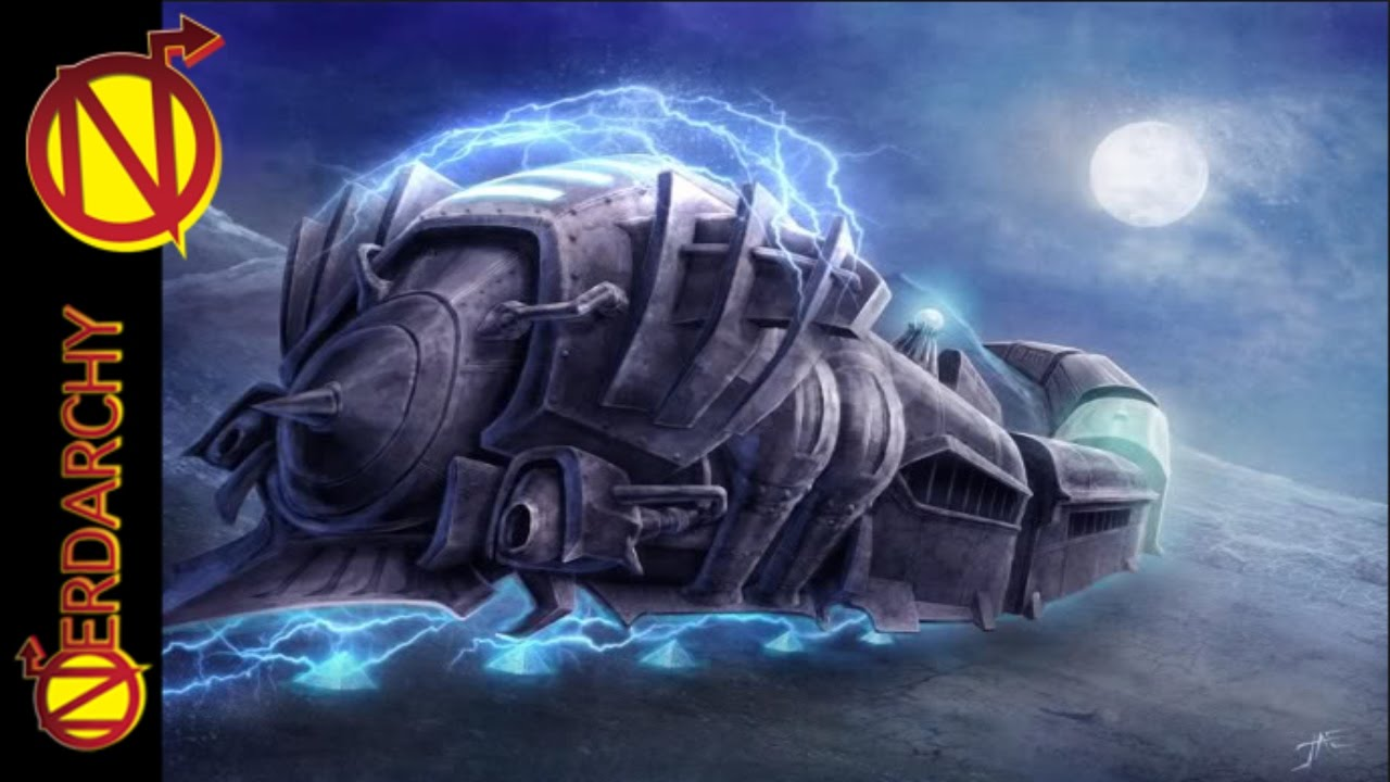 Airships, The Lightning Rail, and Other Elemental Vessels | Why 5e D&D  Needs Eberron