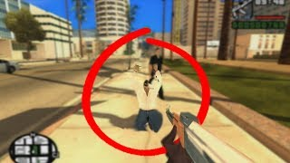 GTA San Andreas - Realistic Animations Mod