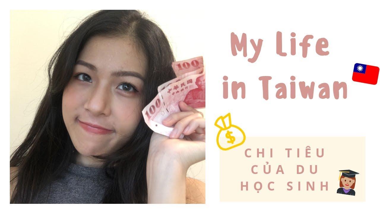 #13 [Du học Đài Loan] Chi phí sinh hoạt 1 tháng ở Đài Loan | Monthly expenses in Taiwan