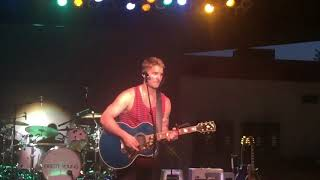 Brett Young @ Iowa State Fair~ Hallelujah Live HD