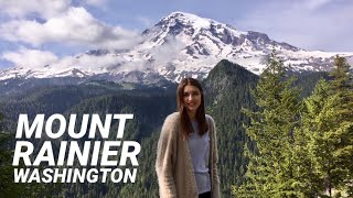 Mount Rainier National Park – Going to Paradise