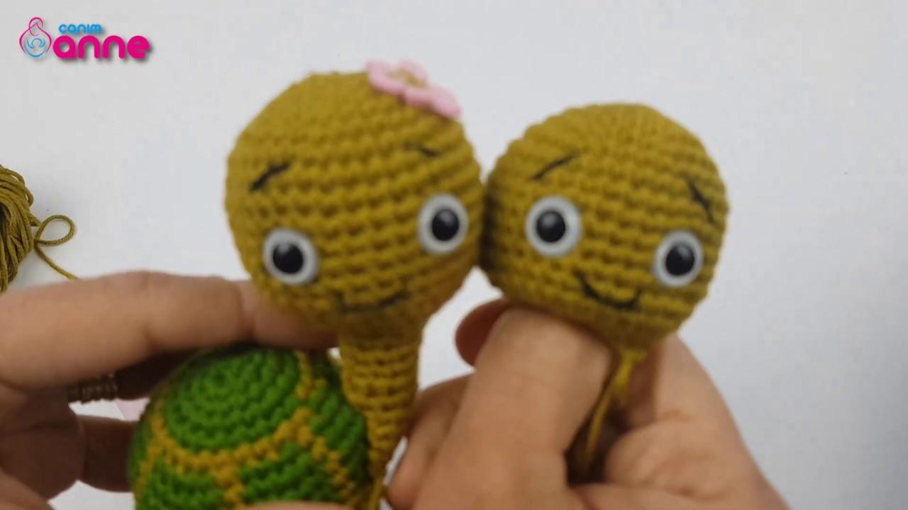 Örgü Niloya bebek – 10marifet.org | 720x1280